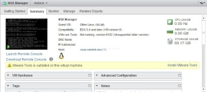 NSX Manager 1