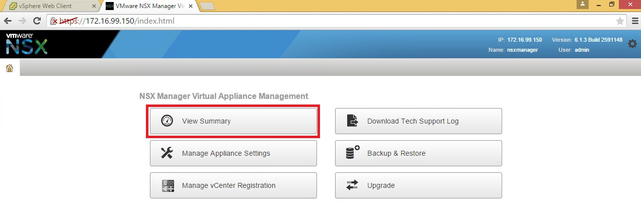 Vmware Nsx Lab Environment Part 1 Import And Configure